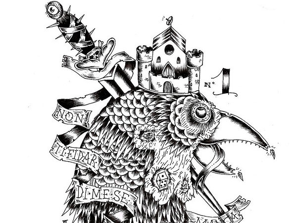 Detailed Tattoo Drawings
