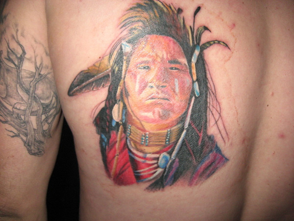 25 Impressive Warrior Tattoos - SloDive