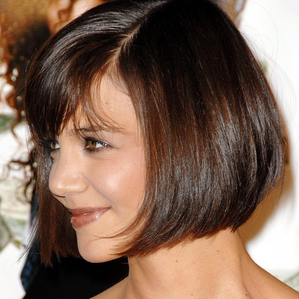 Shiny Wedge Haircut