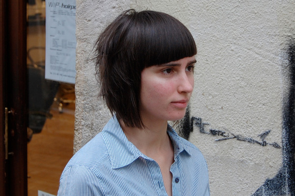 Rock Wedge Haircut