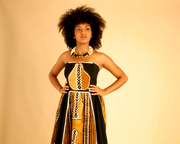 Afro Traditional