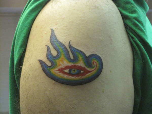 The Typical Alex Grey Tattoo