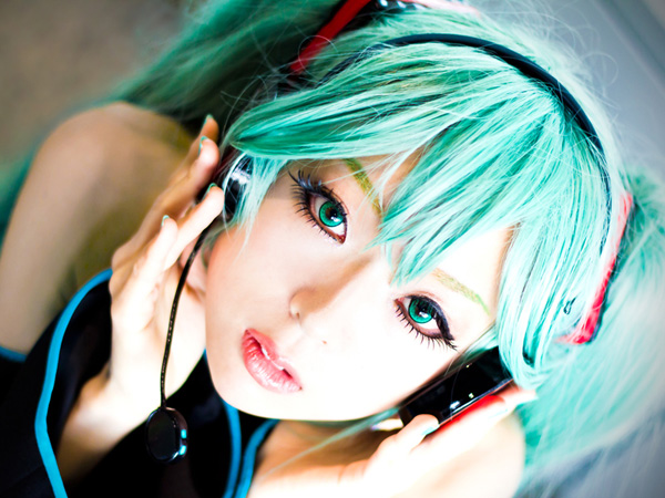 Girl Hairstyles Slodive Charming Anime Designs