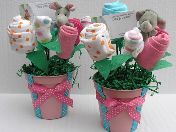 Baby Shower Pots