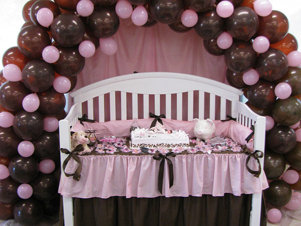 Balloons Decor Baby Shower