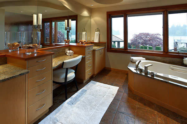Large Bathroom Storage