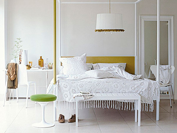 laces and tassels - Bedroom Ideas For Women