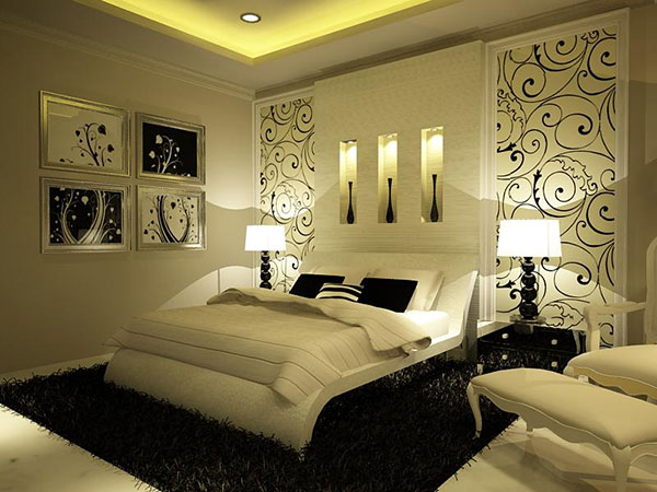 bedroom ideas for women, 25 great examples with photos slodivea touch of class