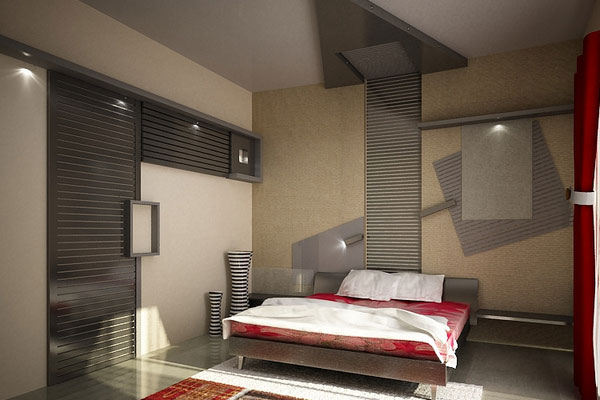 25 Wonderful Bedroom Painting Ideas - SloDive