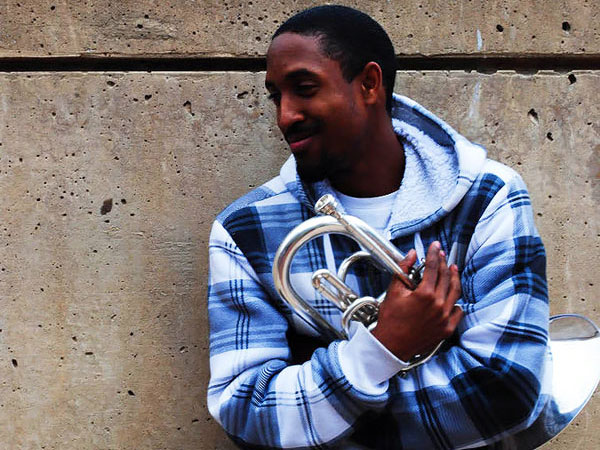 french horn 25 Interesting Black Male Hairstyles