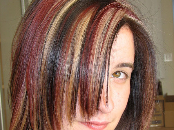 Fantastic 25 Elegant Blonde And Red Hairstyles Slodive Hairstyle Inspiration Daily Dogsangcom
