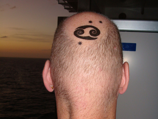 Head 69 Tattoo