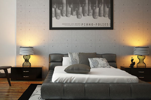 bed room 25 Spectacular Cool Bedroom Ideas