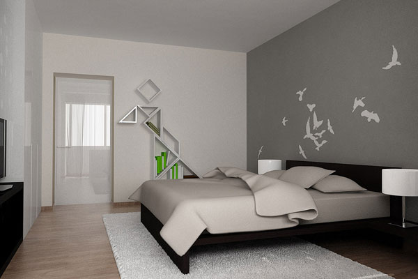 cool bedroom 25 Spectacular Cool Bedroom Ideas