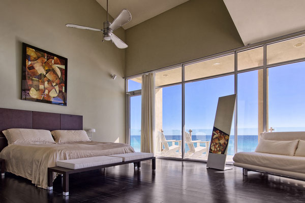 florida condo 25 Spectacular Cool Bedroom Ideas