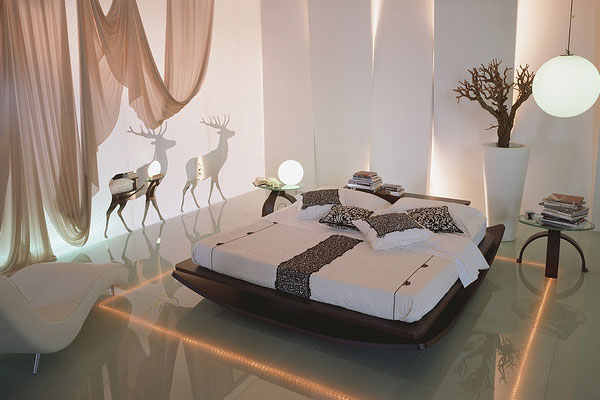 mazzali 25 Spectacular Cool Bedroom Ideas