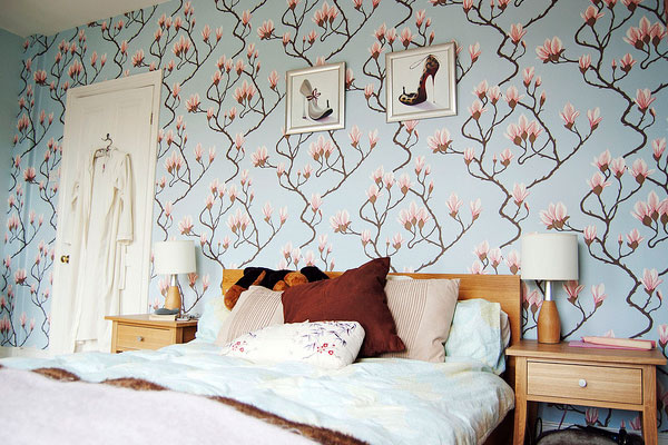 new bedroom wallpaper 25 Spectacular Cool Bedroom Ideas