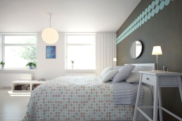 swedish bedroom 25 Spectacular Cool Bedroom Ideas