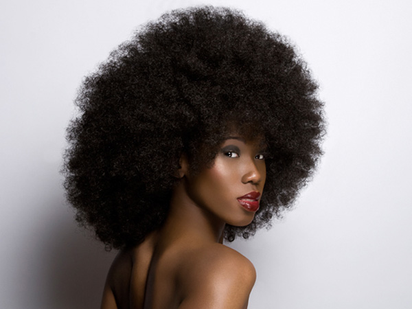 curly hair model 30 Mind Blowing Curly Hairstyles For Black Women
