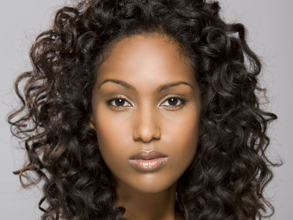 Groovy 30 Mind Blowing Curly Hairstyles For Black Women Slodive Hairstyle Inspiration Daily Dogsangcom