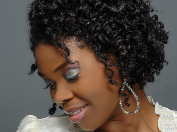 Wondrous 30 Mind Blowing Curly Hairstyles For Black Women Slodive Short Hairstyles Gunalazisus
