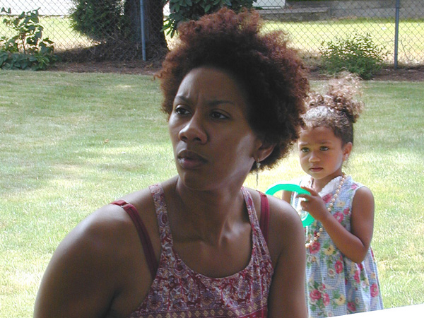 mother and daughter 30 Mind Blowing Curly Hairstyles For Black Women