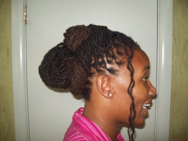 nadia locs 30 Mind Blowing Curly Hairstyles For Black Women