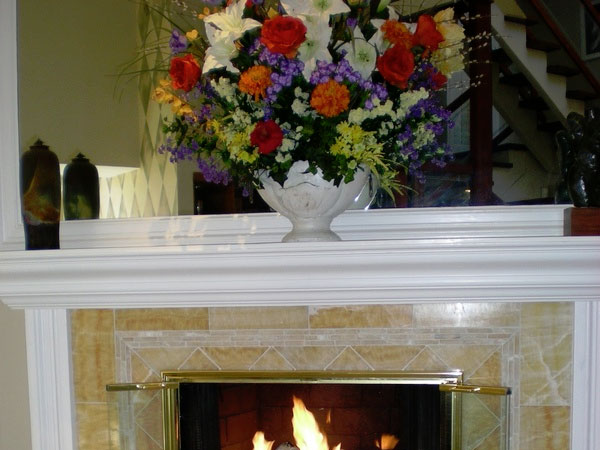 onyx fireplace 25 Unbelievable Fireplace Surround Ideas