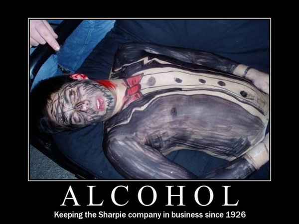 Funny Alcohol Pic