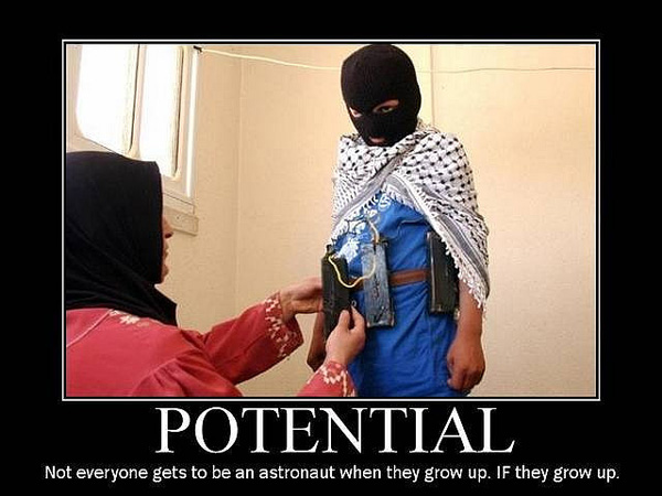 potential jihaad 25 Funny Motivational Pictures You Should Check