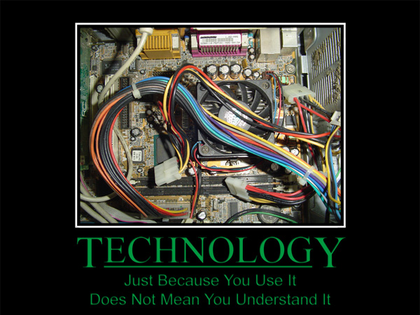 technology motivational picture 25 Funny Motivational Pictures You Should Check