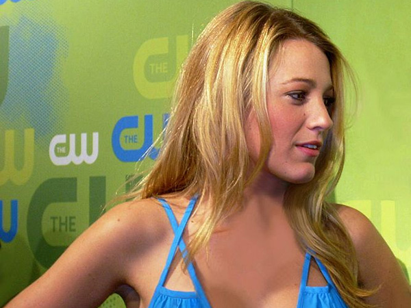 pretty blake lively 25 Excellent Gossip Girl Hairstyles
