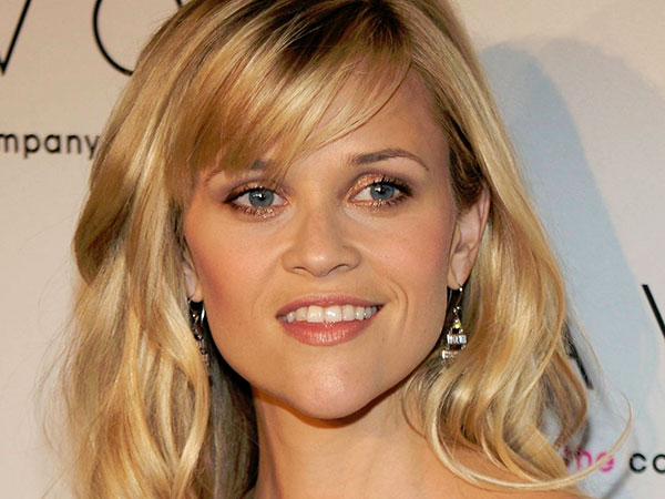 Reese Witherspoon Heart Shaped Face
