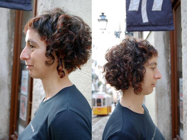 Haircut Fresh Curls