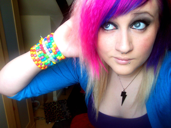 kandi piece 30 Astounding Hairstyles For Fat Faces