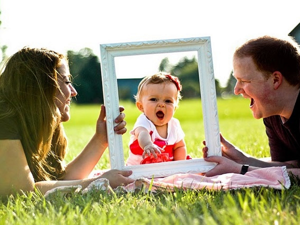 Our Beautiful Frame IdeaFamily Photo Ideas With Baby