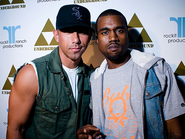 underground 25 Magnificent Kanye West Pictures