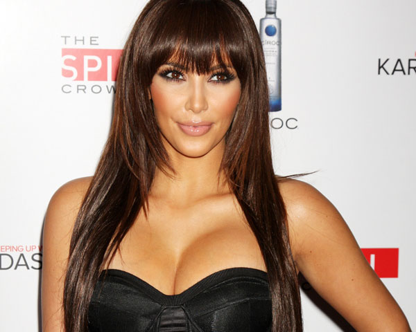 premiere 25 Impressive Kim Kardashian Hair Color Ideas