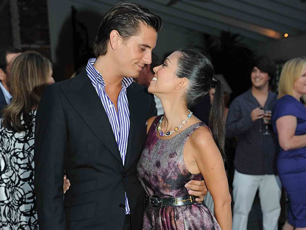 scott and kourtney 25 Glamorous Kourtney Kardashian Pictures