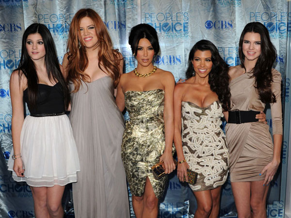 the kardashian sisters 25 Glamorous Kourtney Kardashian Pictures