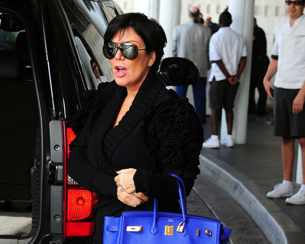 black 25 Super Sexy Kris Jenner Haircut Styles