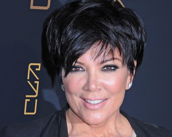 Kris Jenner New Haircut
