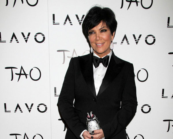 poseing 25 Super Sexy Kris Jenner Haircut Styles