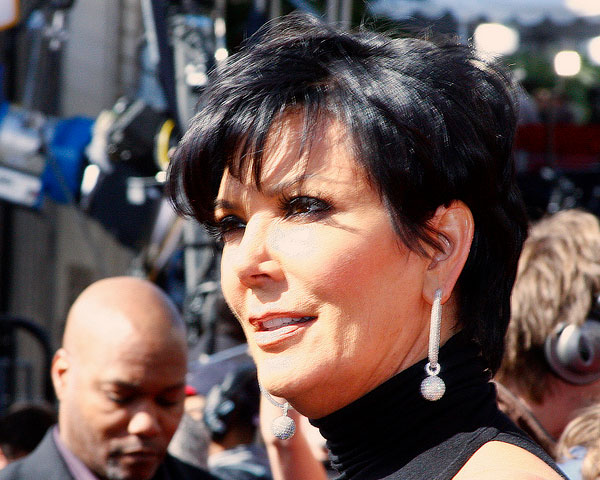 red carpet 25 Super Sexy Kris Jenner Haircut Styles
