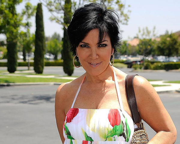 short hair 25 Super Sexy Kris Jenner Haircut Styles