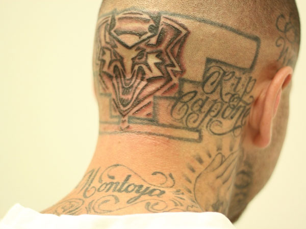 1706393f78bd2 Mexican Mafia Tattoos - Examples with Photos - Design Press
