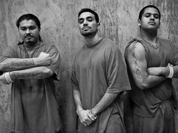 Mexican Prison Inmates Tattoo