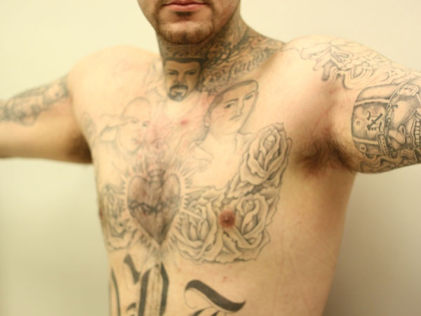 the tattoos 25 Cool Mexican Mafia Tattoos