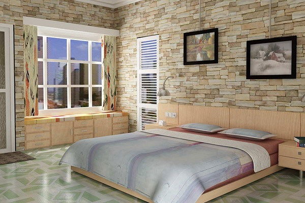 Rocky Bedroom Designs