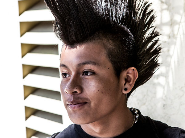 Mohawk Hairstyles For Men 25 Terrific Collections Design Press